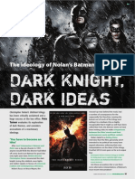 The Ideology of the Dark Knight