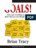 Goals Brian Tracy SUMMARY