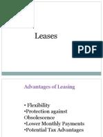 Basic of Lease