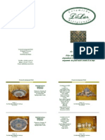 Catalogo ceramiche Dolu' Ortigia Siracusa Italy