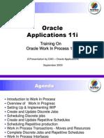 Oracle-WIP