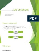 Attacks on Apache