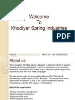 Torsion Springs | Torsion Springs Manufacturer | Supplier | Exporter