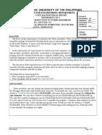 Comporg Laboratory Final Report Format