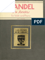 IMSLP98067-PMLP13605-Handel - 6 Sonatas for Violin and Piano Auer-Friedberg Covers