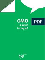 GMO - z czym to się je?