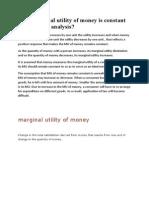 MU of money