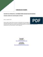CS Telecom Argentina 12-08-2014 Ita