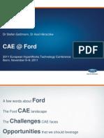 Ford CAE