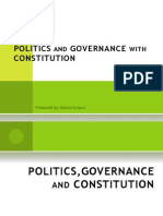 Politicsandgovernancewithconstitution Rpc 130625082341 Phpapp01