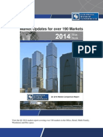 Market Updates for Over 190 Markets