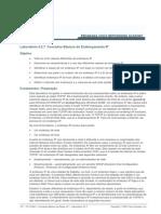 Laboratório 9.2.7 Conceitos Básicos do Endereçamento IP
