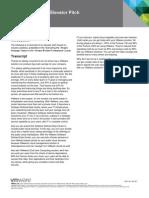 Industry Statistics Elevator Pitch Transcript