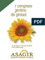 Congreso Argentino de Girasol