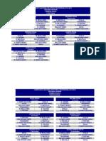 Fixture Segunda Division