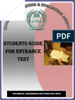 ETEA Guide