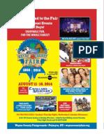 Wayne County Fair 2014