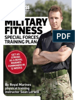 Military Fitness Special Forces Training Plan - 2014 UK