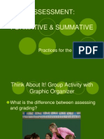ASSESSMENT - Fromative - Summative (1)