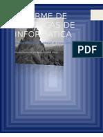 Informe de Prácticas de Informatica