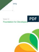 Foundation for Developers