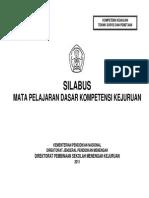04_007_silabus Dasar Kejuruan Teknik Survey Pemetaan