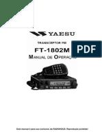Manual FT1802M