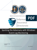 Spotting the Adversary With Windows Event Log Monitoring