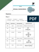 Quimica en Ejercicios2013 Rtas u2