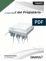 Manuais 497399 Unidad Dental Mini