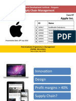 Apple SCM Group 7