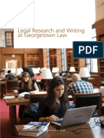 Legal Writing 2012