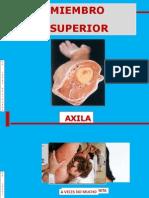 2. Miembro Superior Axila.pps