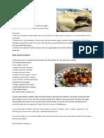 Pinoy Recipe Book