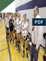Michael Harris IU Kokomo, Women Volleyball, IU Kokomo Athletics, lady Cougar's Volleyball, Inaugural Season, IU kokomo NAIA