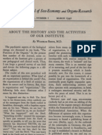 International Journal of Sex-Economy and Orgone-Research, Volume 1, Number 1, 1942