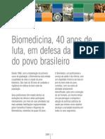 livro Biomedicina