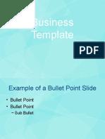 Subtle Grid powerpoint template