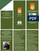 Sesión Técnica 12 de Agosto 2014