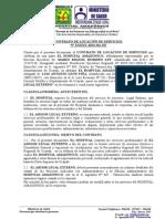 Contrato de Abogado Leon Piña