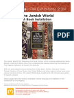 The Jewish World   A Book Installation (2014)