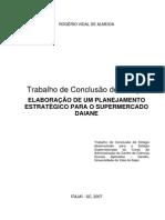 Planejamento Estrategico Rogerio Vidal de Almeida