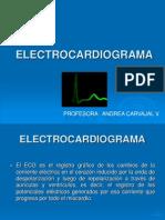 Electrocardiograma Clase