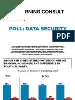 MC Data Security Poll 8-3-2014