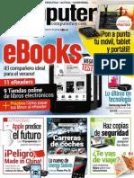 Computer Hoy Nº 412 - Books, ¡El Compañero Ideal Para El Verano! - 18 Julio 2014
