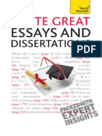 Write Winning Essays n Dissertations