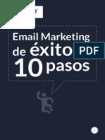 Email Marketing de Exito en 10 Pasos