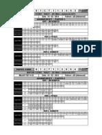 Test 3 Paper Key