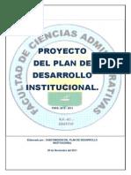 Proyecto Plan de Desarrollo Institucional %283%29