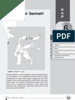 Transformasi Geometri-Bab 6